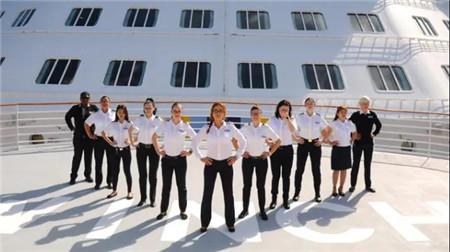 ICS:未来三年提高女性海员比例达到12%