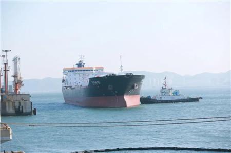 中远海运石油开启成品油班轮运输新模式
