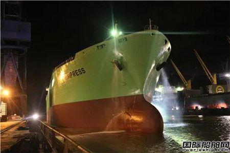 前三季度中国修船总量同比增长近五成