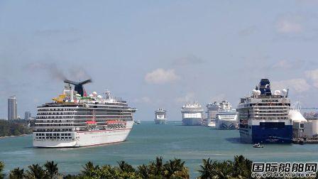 """美国邮轮""""禁航令""""取消但三大邮轮巨头仍不敢复航"""