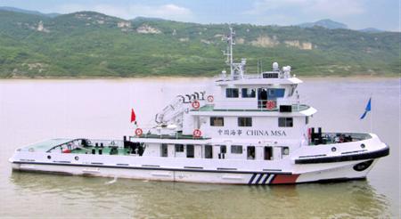 长江船舶设计院中标10艘30米级巡航救助船设计项目