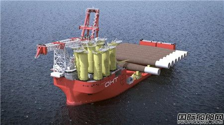 ABB OCTOPUS八爪鱼软件为风电运维船提供实时决策支持