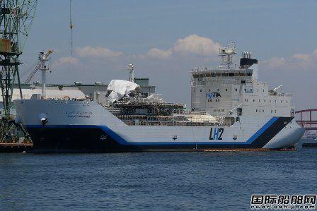 川崎重工重组船海部门全力进军氢能源产业