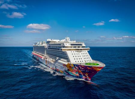 """星梦邮轮""""世界梦号""""推出全新航线并开启新加坡母港航季"""
