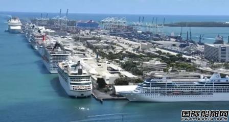 国际邮轮协会一声令下美国邮轮业今年复航无望