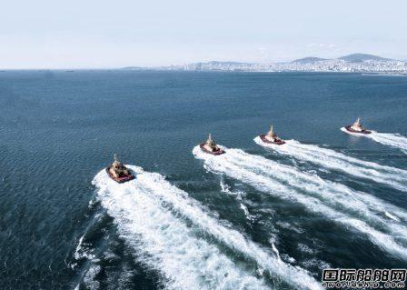 肖特尔与土耳其Sanmar船厂签合作框架协议