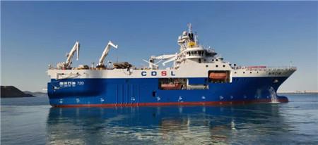 威海科技顺利交付HSYS720项目压载水管理系统