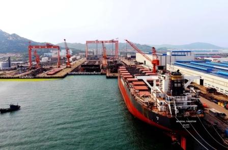 超1亿美元订单!这家船厂破产重整后首获商船订单
