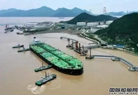 国船国造!中船租赁联手荣盛集团打造VLCC船队