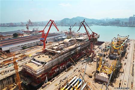 厦船重工致力创新创优打造高质量企业