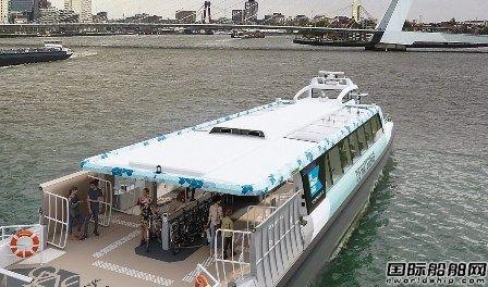 达门船厂集团获荷兰船东9艘环保客船订单