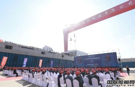 里程碑!首艘国产大型邮轮转入坞内开始总装