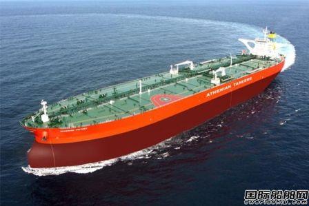 现代重工再获2艘VLCC订单价值1.8亿美元