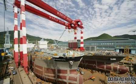 """现在是""""抛售""""船厂的好时机?韩国船企""""卖身""""重组"""