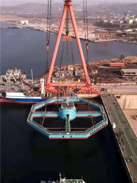 京鲁船业一周内完成两船交付