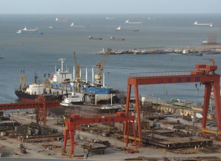 大连滨海船舶接获浅水特种作业船订单
