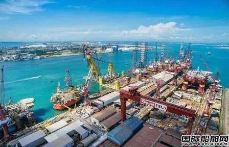 新加坡船企转型可再生能源寻找新商机