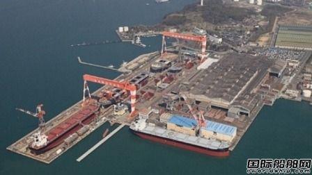 订单枯竭,全球中型船企掀起重组潮