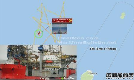 """14名中国船员被绑架?""""振华7""""轮遭海盗袭击"""