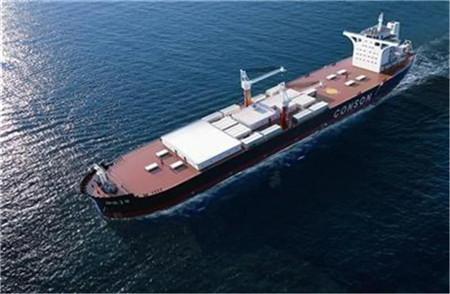 七一一所全船减振降噪业务进军深海养殖新领域