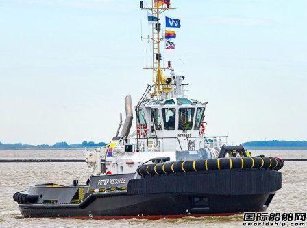 罗罗为德国ESB公司最强拖船提供MTU发动机
