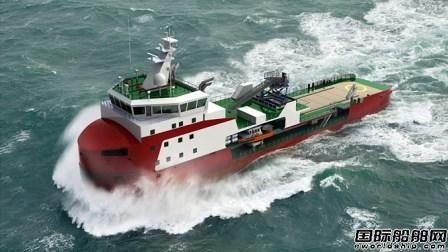 Steerprop获W2W破冰工作船推进系统合同