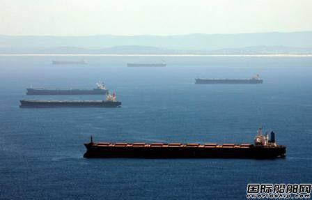 数十艘散货船运载澳大利亚煤炭滞留中国?