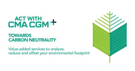 达飞推出清洁能源解决方案CMA CGM+