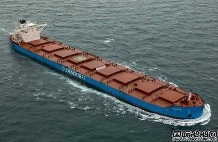 国银租赁与Oldendorff达成6艘散货船售后回租交易