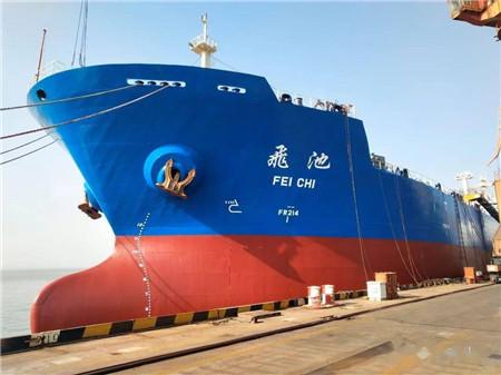 威海科技压载水加装项目单周交付8船15套创新高