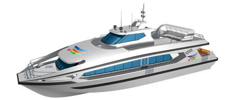 七�二所中标三沙市岛际交通船方案设计项目