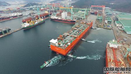 不敌新加坡?韩国船企痛失挪威国油FPSO大单