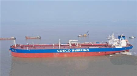 """第16艘船来了!""""中国洋浦港""""再添新成员"""