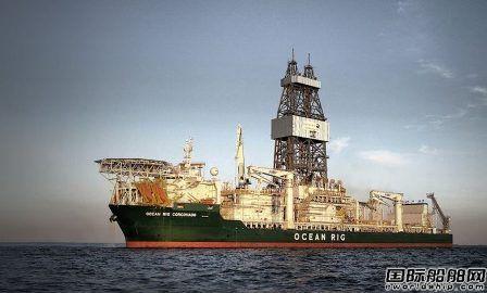 近3亿美元!Transocean两艘钻井船获巴西国油续租