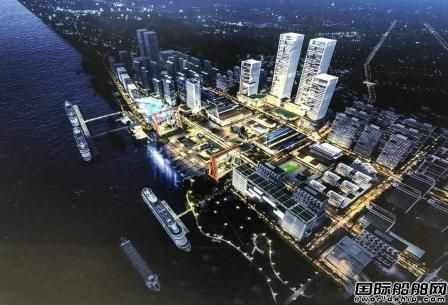 """搬迁倒计时!金陵船厂转型变身""""城市客厅"""""""