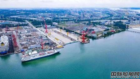 中船九院马来西亚最大船企MMHE船坞EPMC项目竣工验收