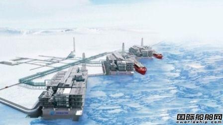 全球第二家!红星造船厂开建Arc7破冰型LNG船