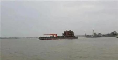 武汉航道船厂智能制造基地落户武汉