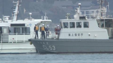 日本一艘观光船沉没事发时载52名小学生