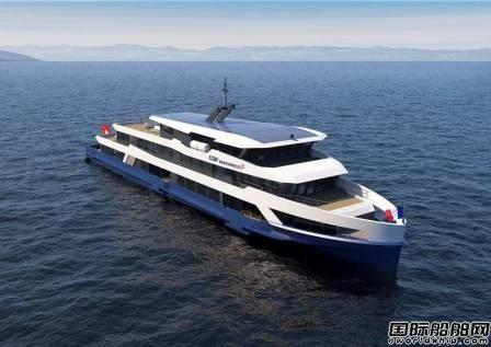 瓦锡兰获2艘混合动力渡轮发动机订单