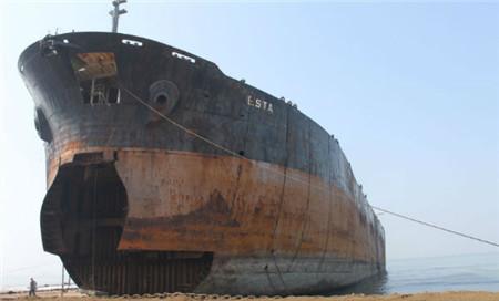 孟加拉拆船企业联盟倒闭