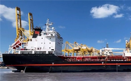 Monjasa从Golden-Agri Stena购买化学品油轮