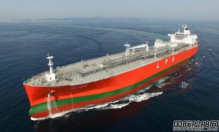 LPG船订单蓄势待发!韩国船企抢占市场先机