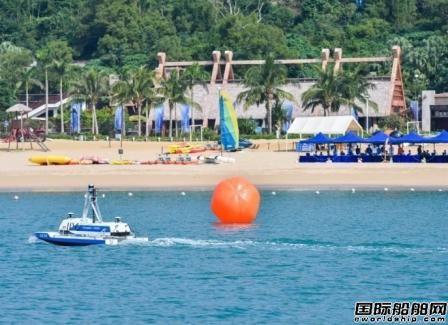 首届珠海万山国际智能船艇公开赛举行