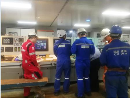 DNV GL助力威海金陵按期交付高端客滚船