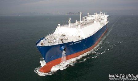 瓦锡兰获2艘新造LNG船主机优化维护合同