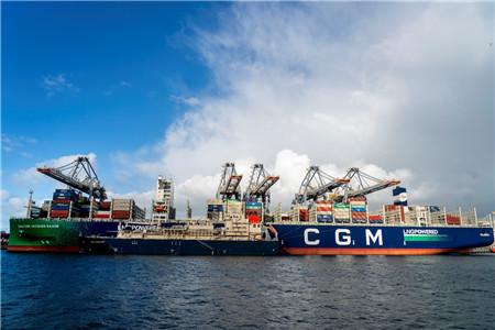 鹿特丹港:LNG燃料在航运业日益流行