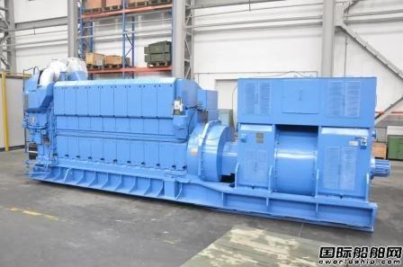 陕柴重工MAN小缸径柴油机GB15097耐久试验收官