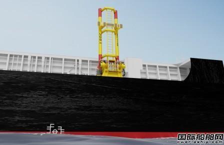 KENC披露两种新型自动登船系统