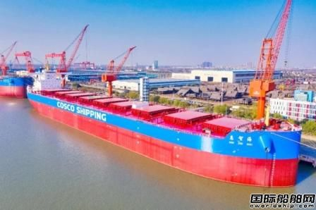 """船舶租赁业务板块又添""""生力军"""" !中远海运发展购入16艘散货船"""